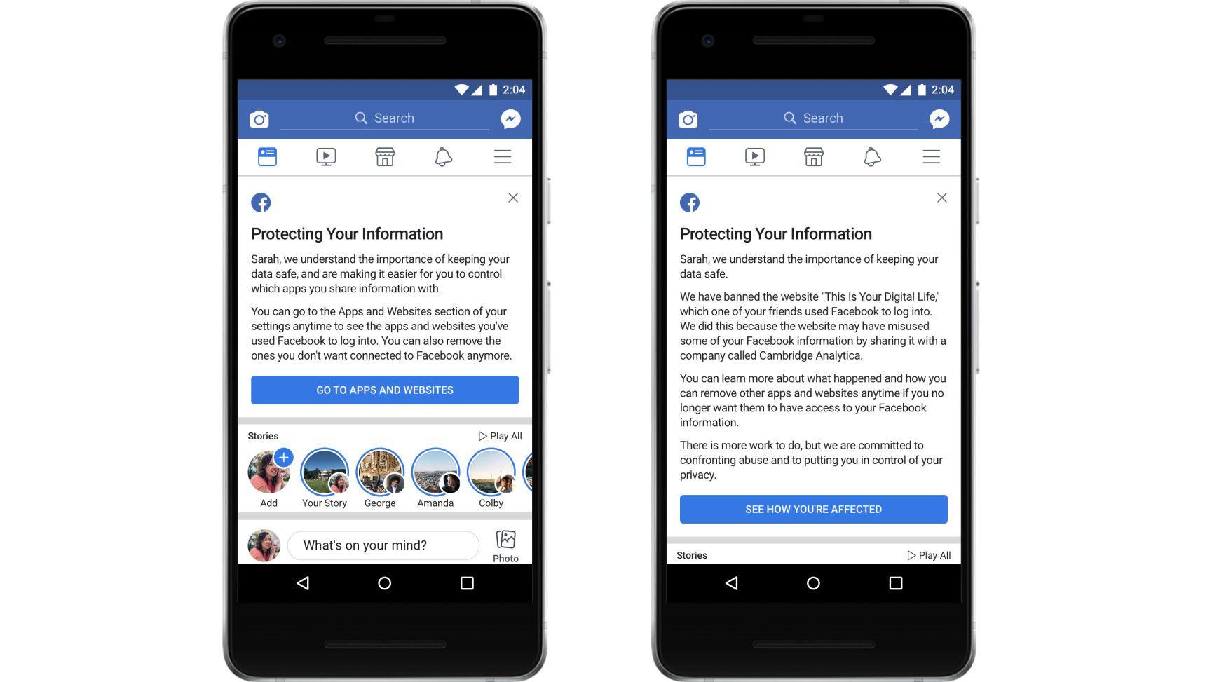 Slik skal Facebook sikre dataene dine bedre