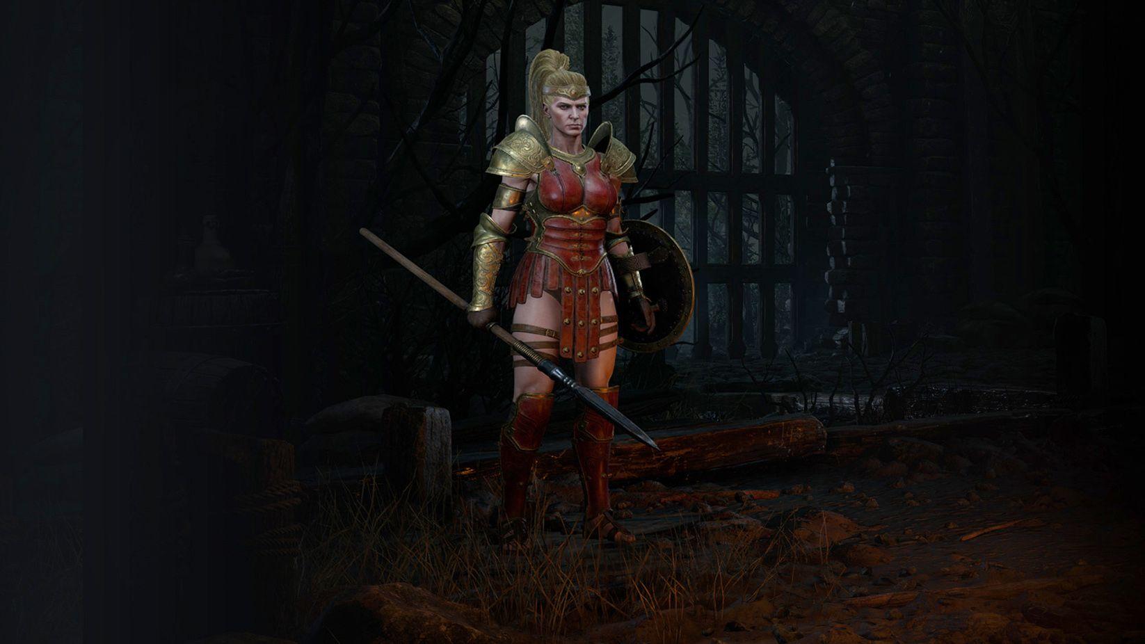 Diablo II: Resurrected byr på en ny anledning til å spille som Amazon-karakteren, sammen med Barbarian og Sorceress.
