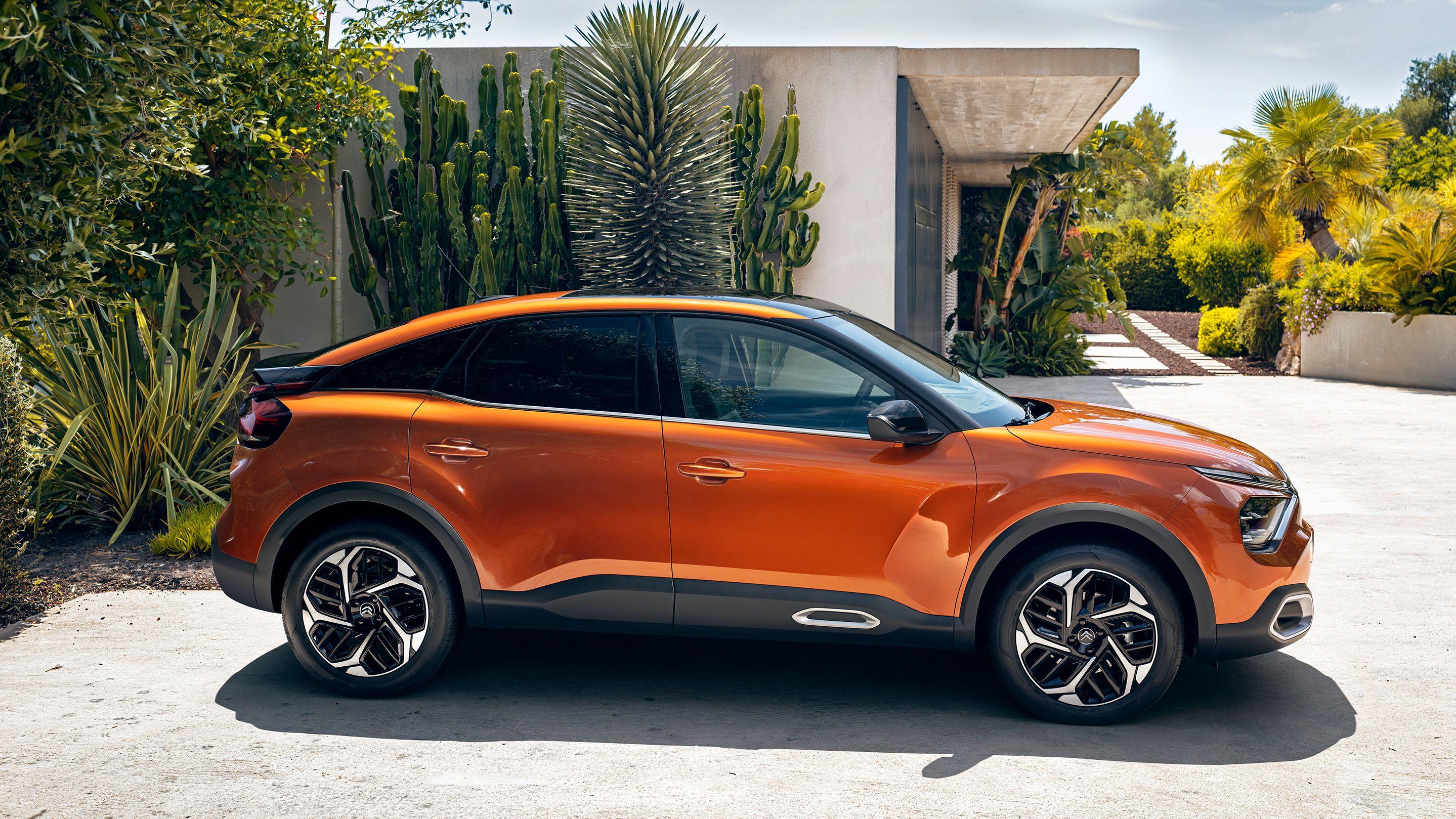 Citroëns ë-C4 blir en liten SUV eller crossover med identiske spesifikasjoner som resten av elbilene på samme plattform.