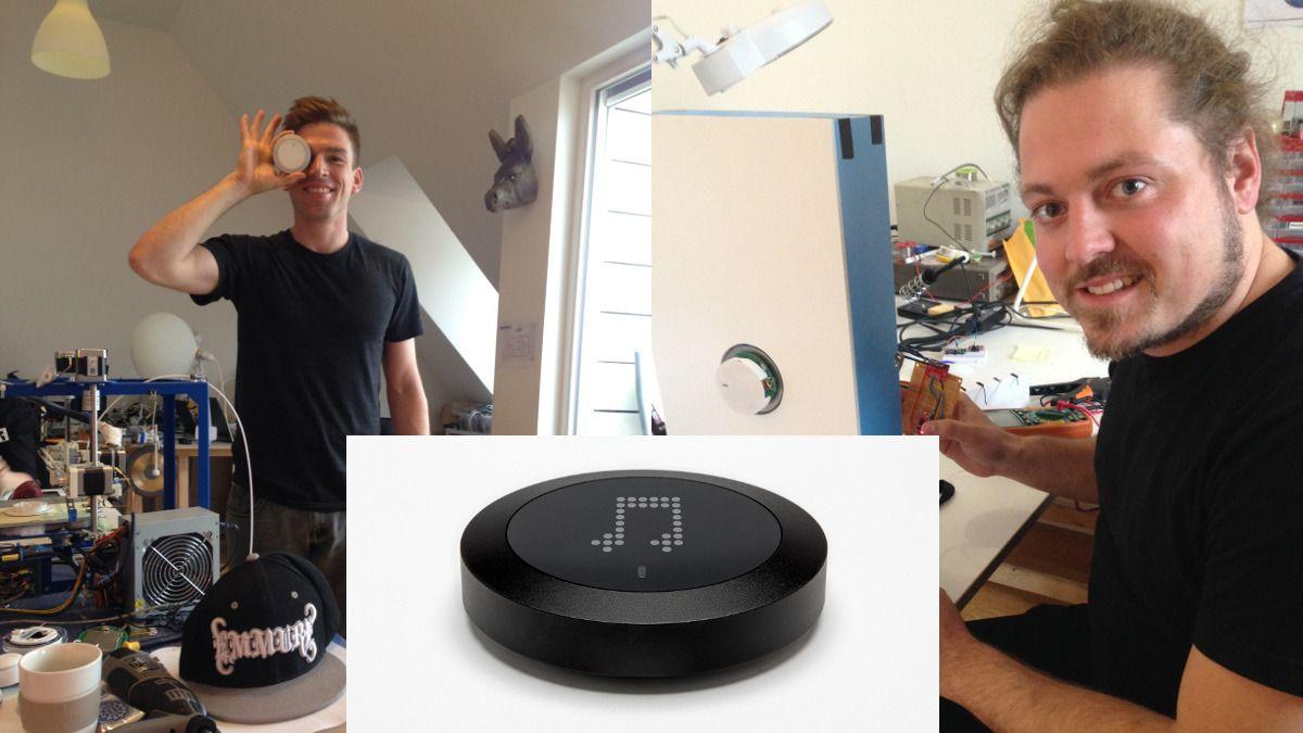 Utvikler fremtidens brukergrensesnitt hjemme i stua
