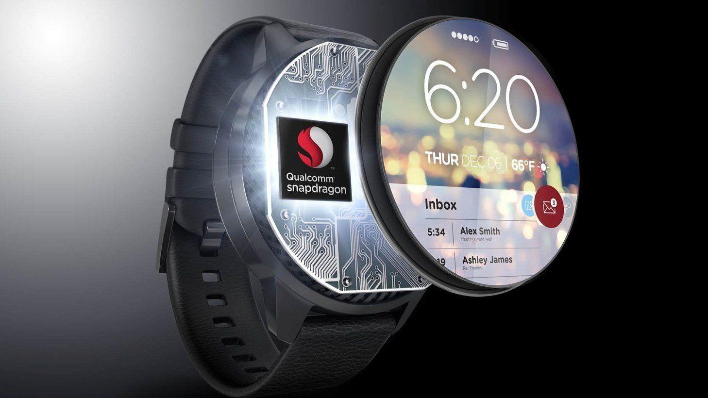 Ny prosessor skal få smartklokka til å se ut som en klokke