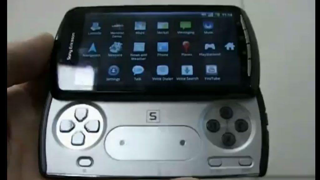Her er PlayStation-mobilen