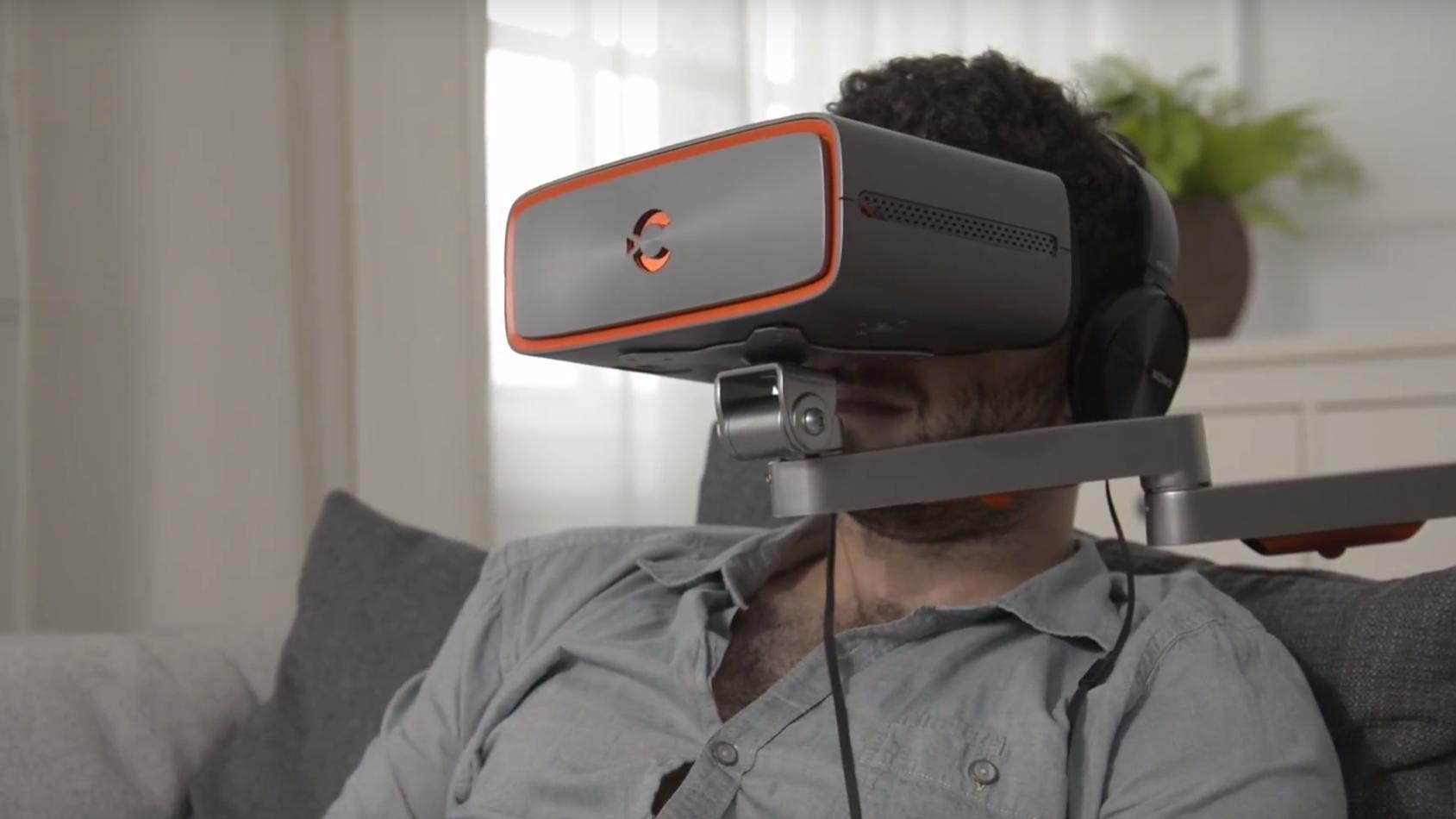 Disse svære brillene skal gi deg IMAX-opplevelse i stua