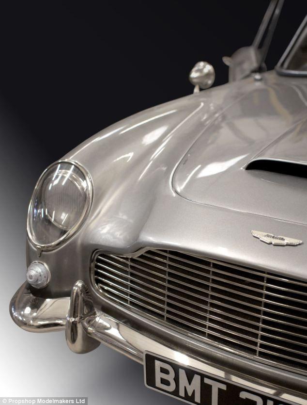 Denne bilen er faktisk skrevet ut av en 3D-skriver