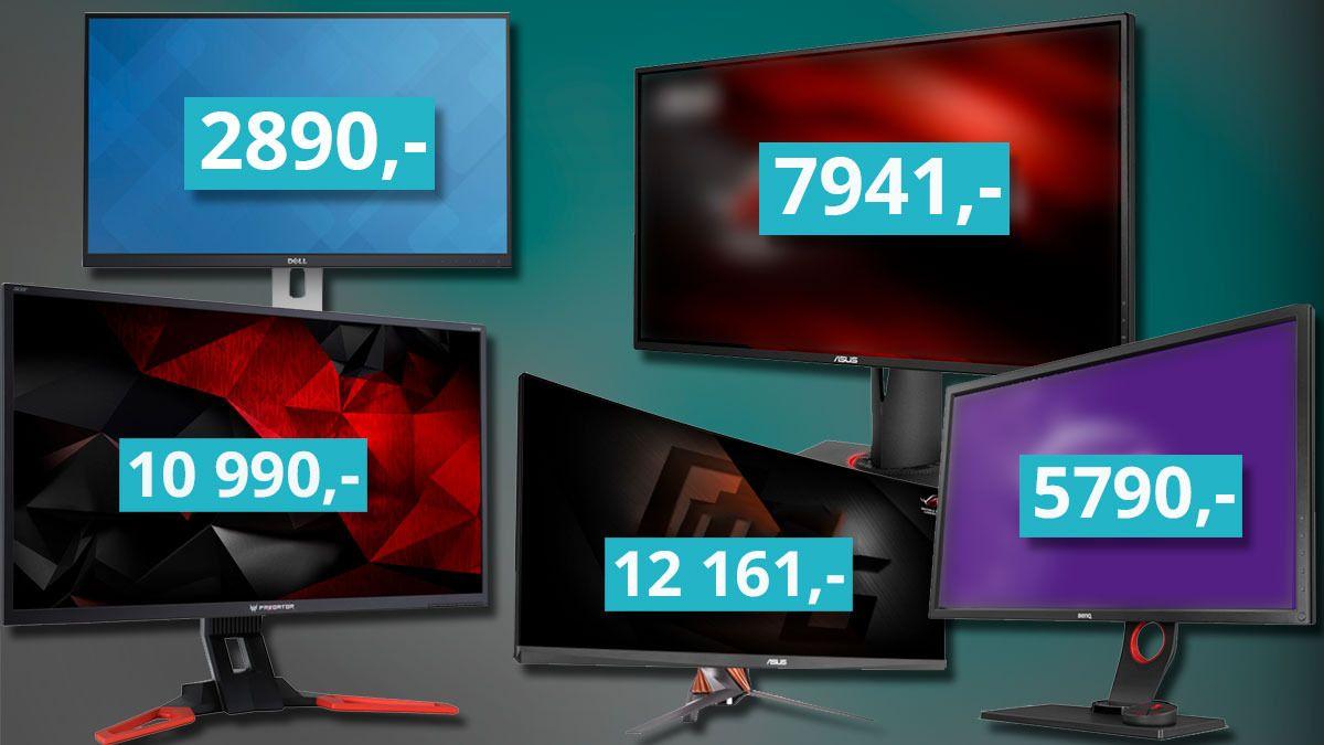 PC-skjermer