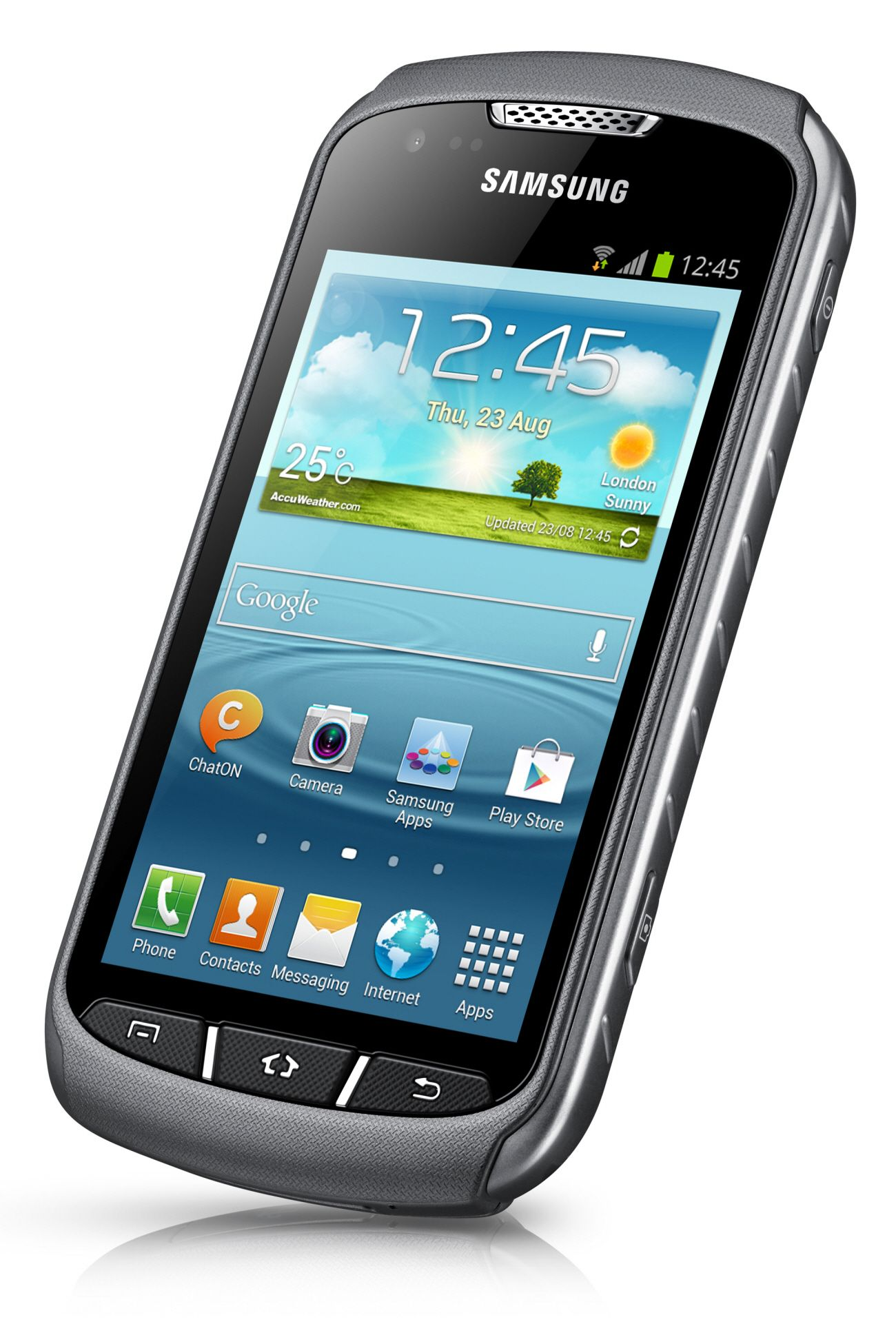 Samsung Galaxy Xcover 2.Foto: Samsung