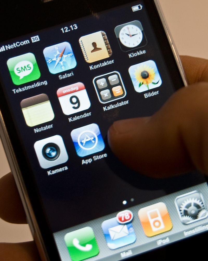 Da iPhone gjorde sitt inntog i Norge, med 3G-modellen, beskrev vår tester den som fullstendig overlegen.Foto: Simen J. Willgohs, Amobil.no