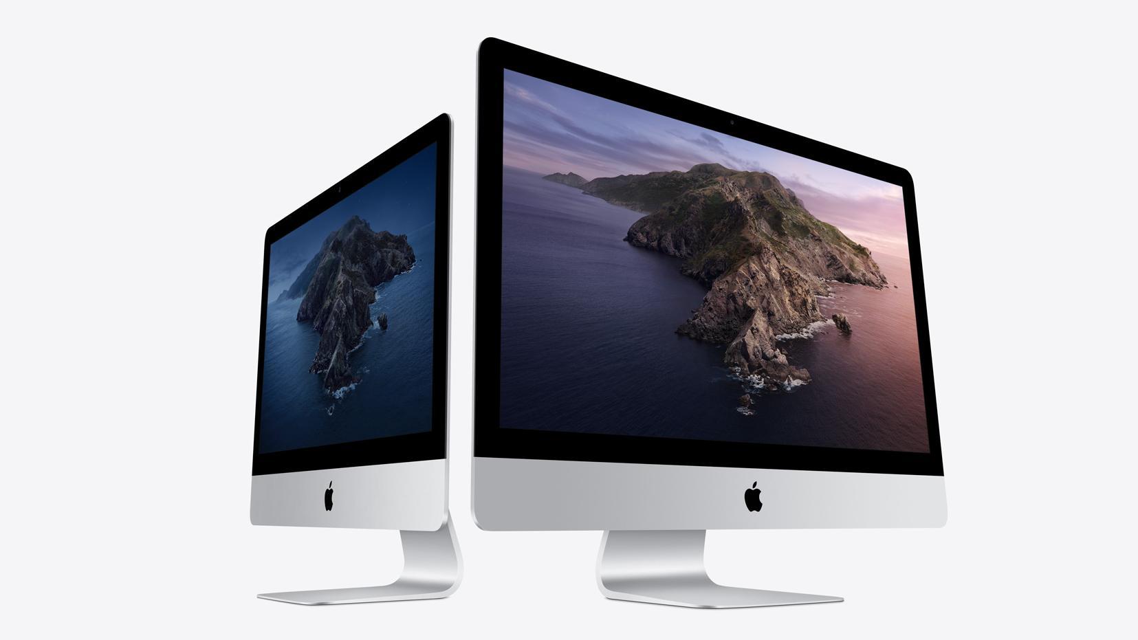 Apple lanserer nye iMacer