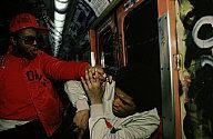 """Fra Bruce Davidsons """"Subway""""."""