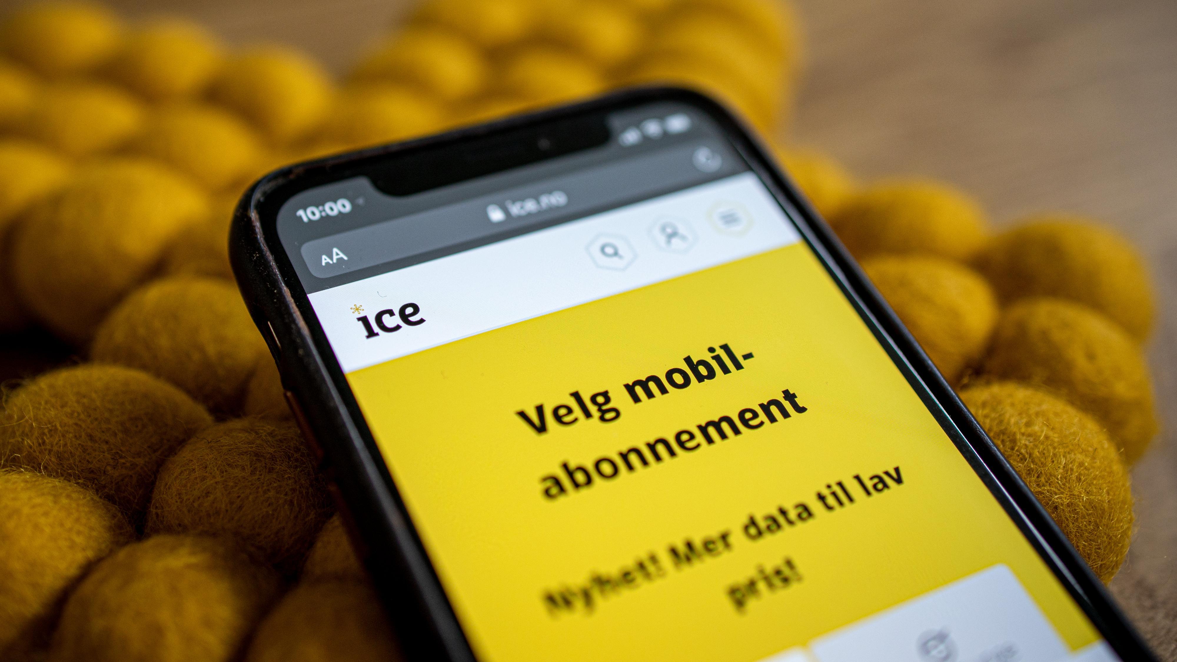 Ice gir kundene mer data for samme pris