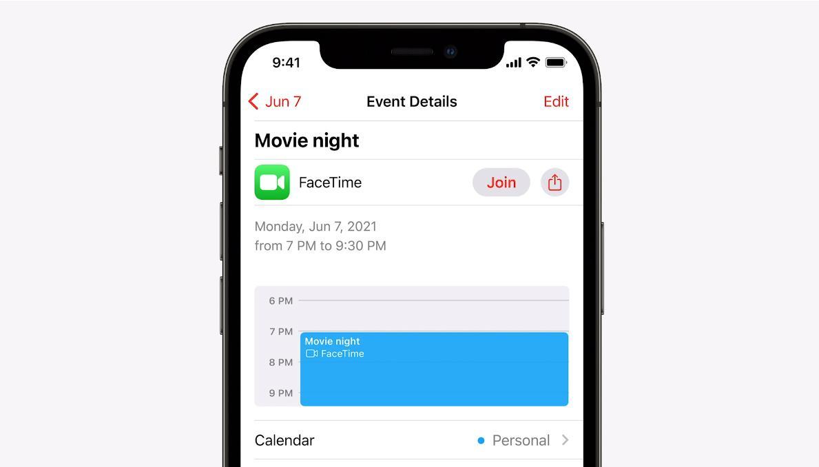 FaceTime vil fungere mer slik Google Meet og Zoom gjør.