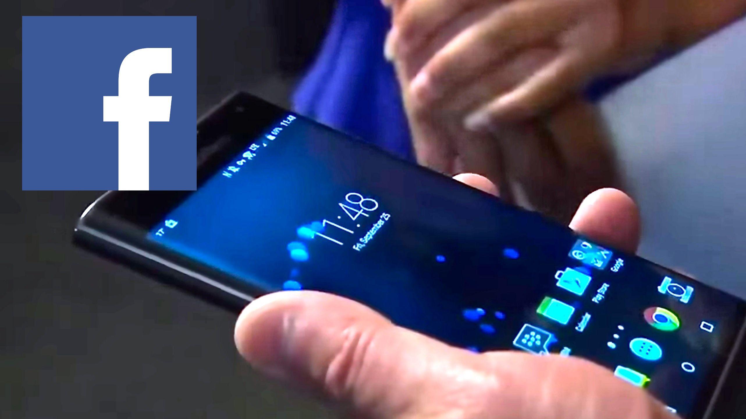 Snart kan du ikke lenger bruke Facebook med BlackBerrys operativsystem