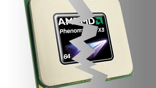 AMD blir to selskaper