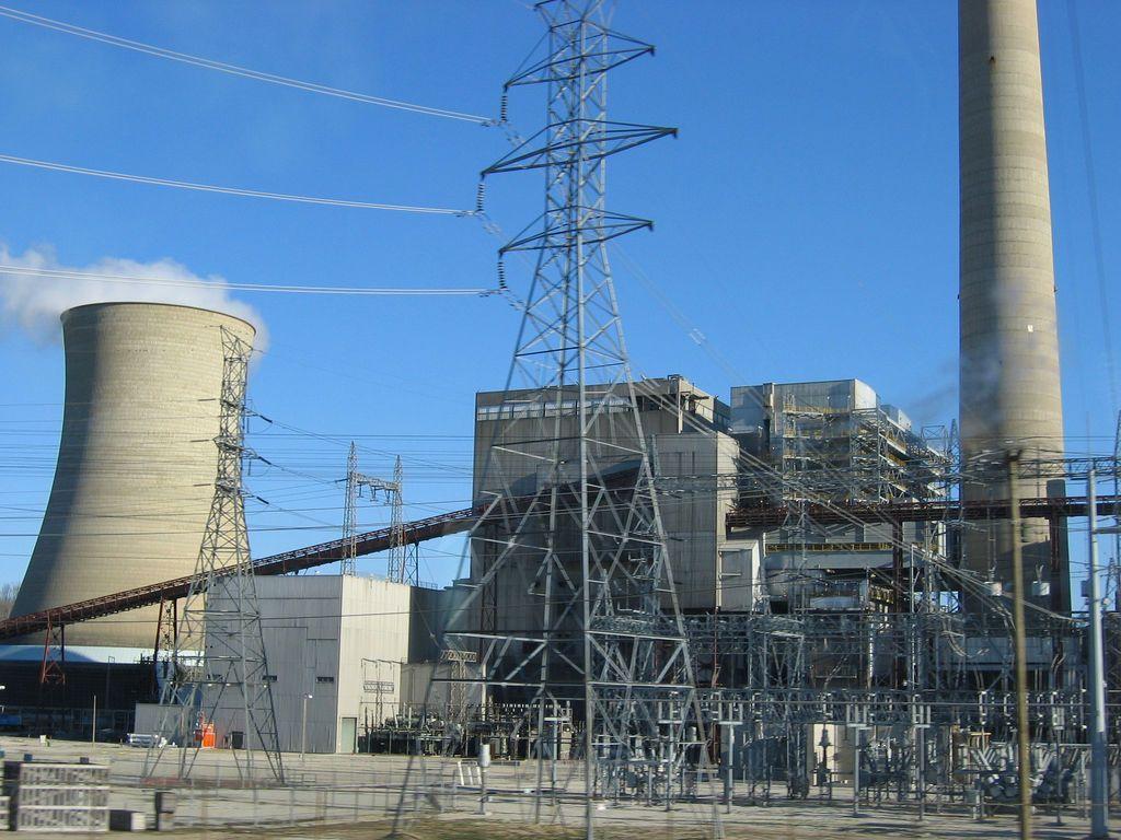 Et kjernekraftverk i Ohio var et av ofrene for Slammer-ormen.Foto: Colin Mutchler / Flickr