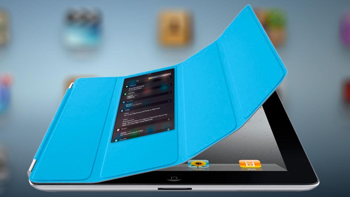Apple vil angivelig slippe «smarte» deksler til iPadene sine