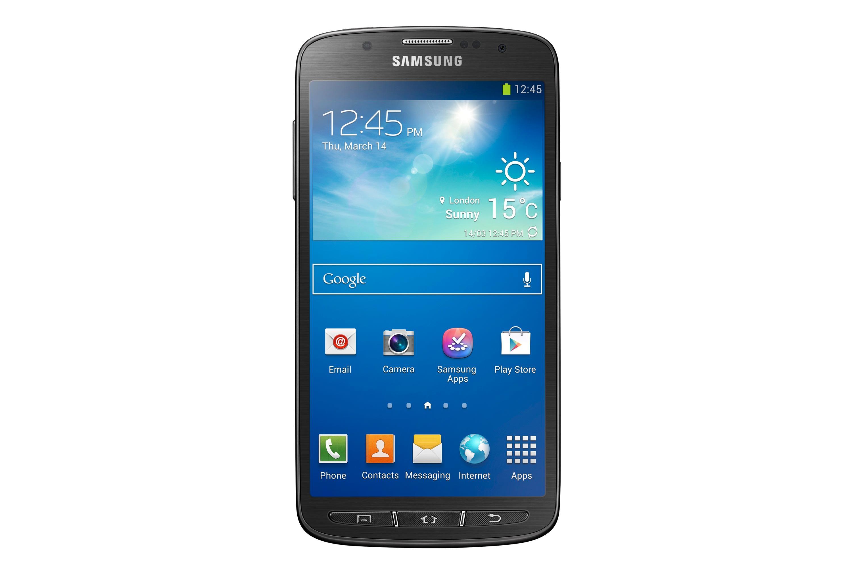 Vanntett, støvtett, og forhåpentligvis journalistsikker.Foto: Samsung