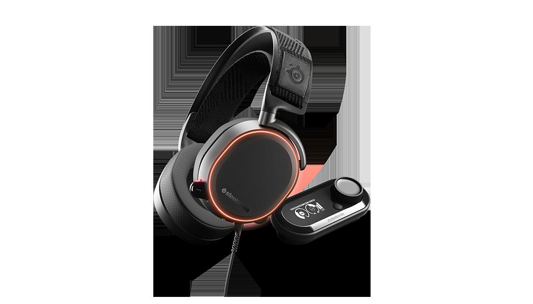SteelSeries Arctic Pro + GameDAC.