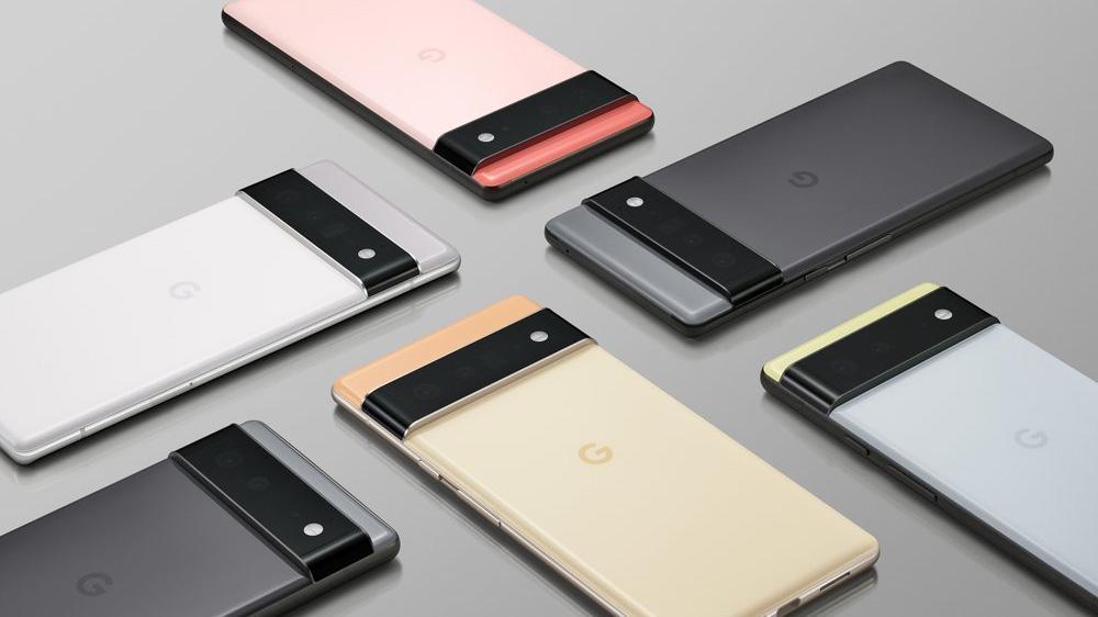 Med Pixel 6 vil Google for alvor ta opp kampen med Apple og Samsung