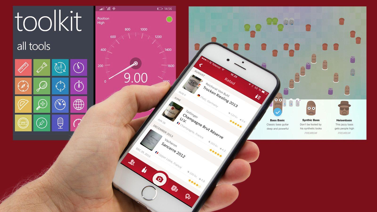 Her er ukens apper til mobil og nettbrett