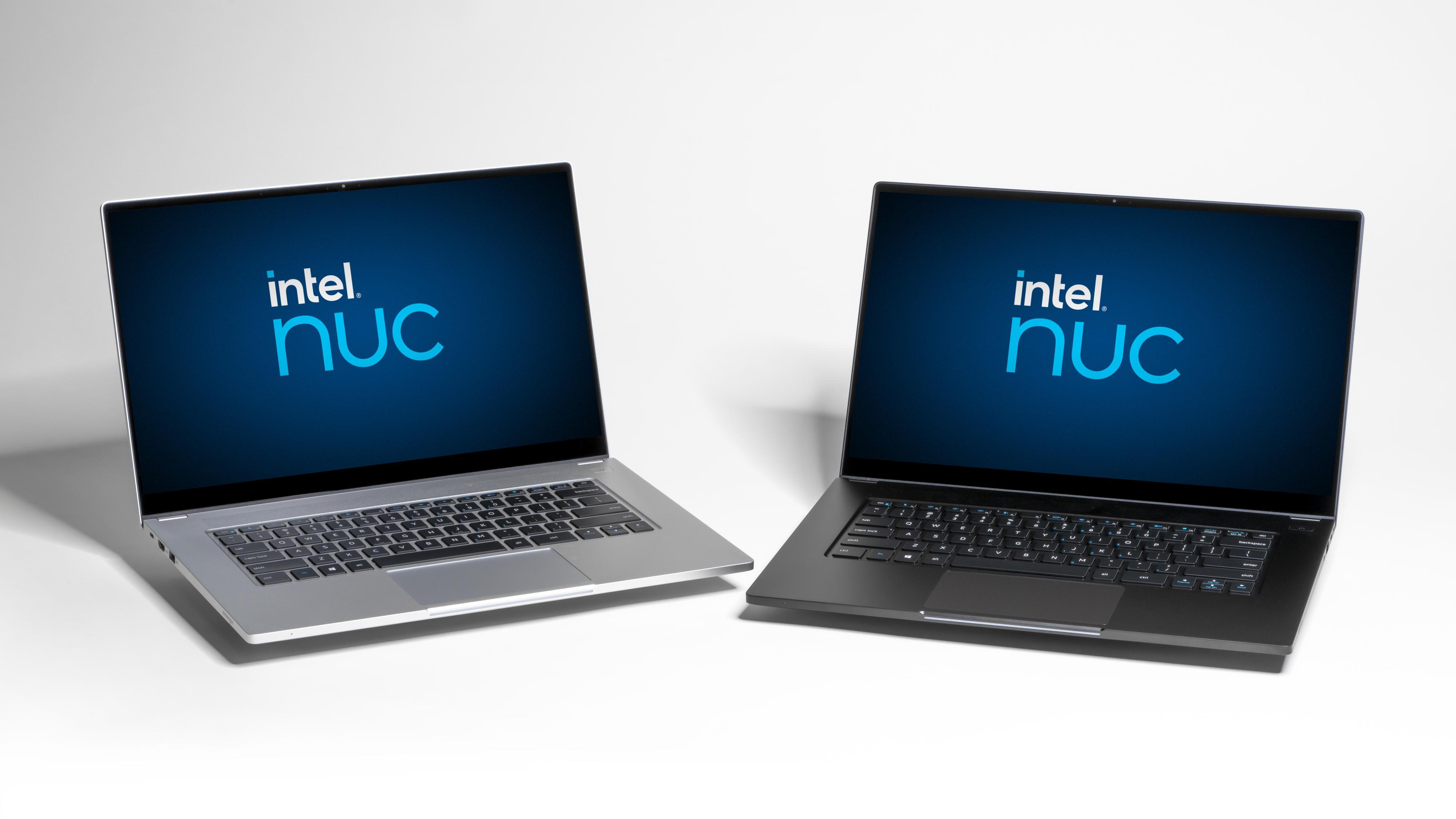 Intel har laget sin egen laptop