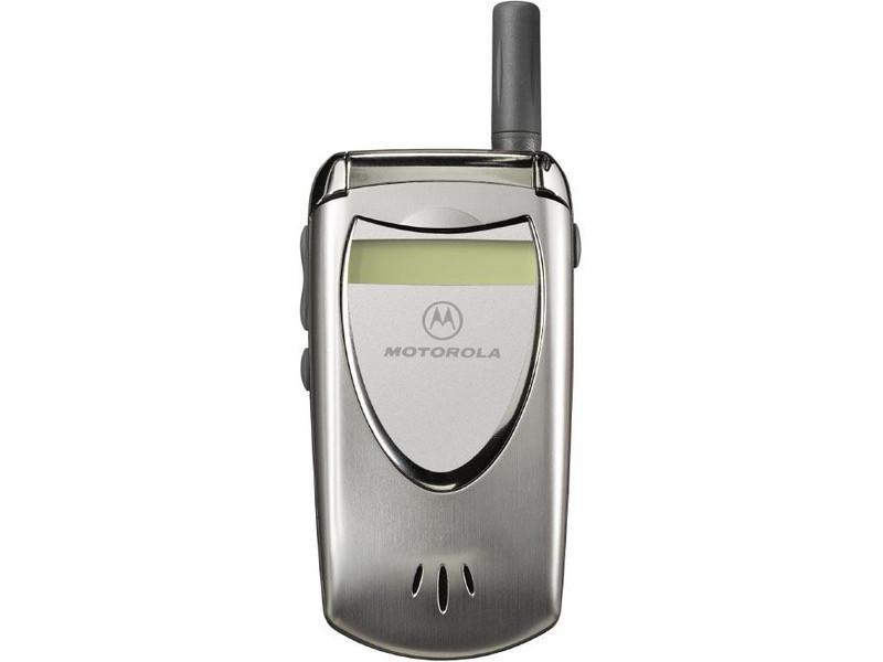 Motorola v60 er en tidlig foldemobil. Den hadde sine tilhengere også i Norge.