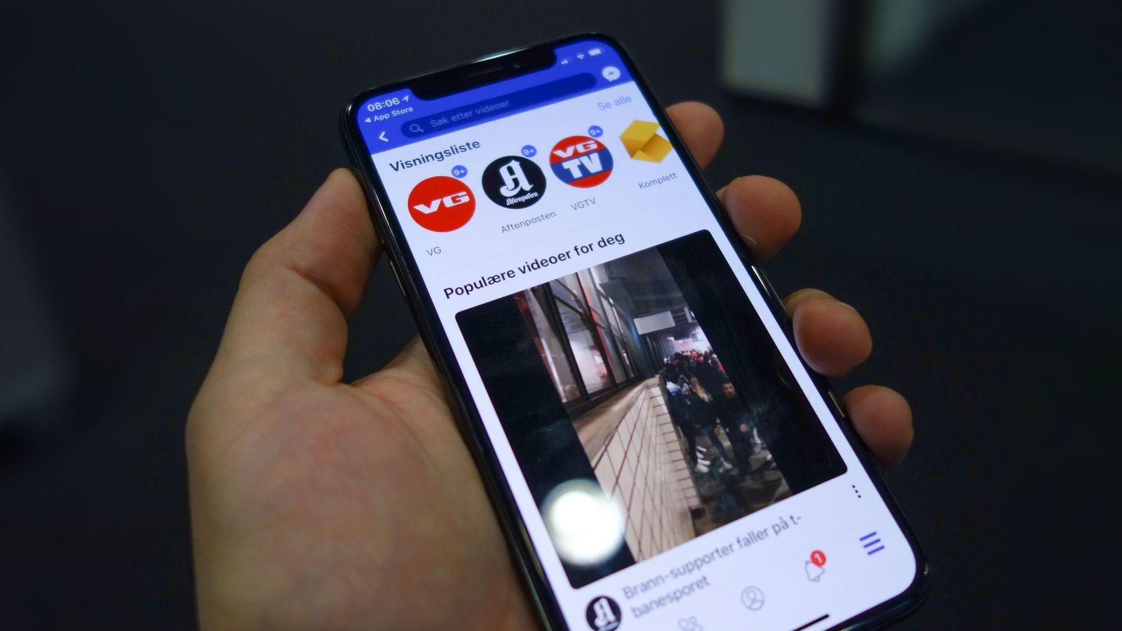Facebooks videotjeneste heter Watch. Frem til nå har ikke satsingen vært så tydelig, men ifølge Bloomberg er det snart klart for musikkvideoer på tjenesten.