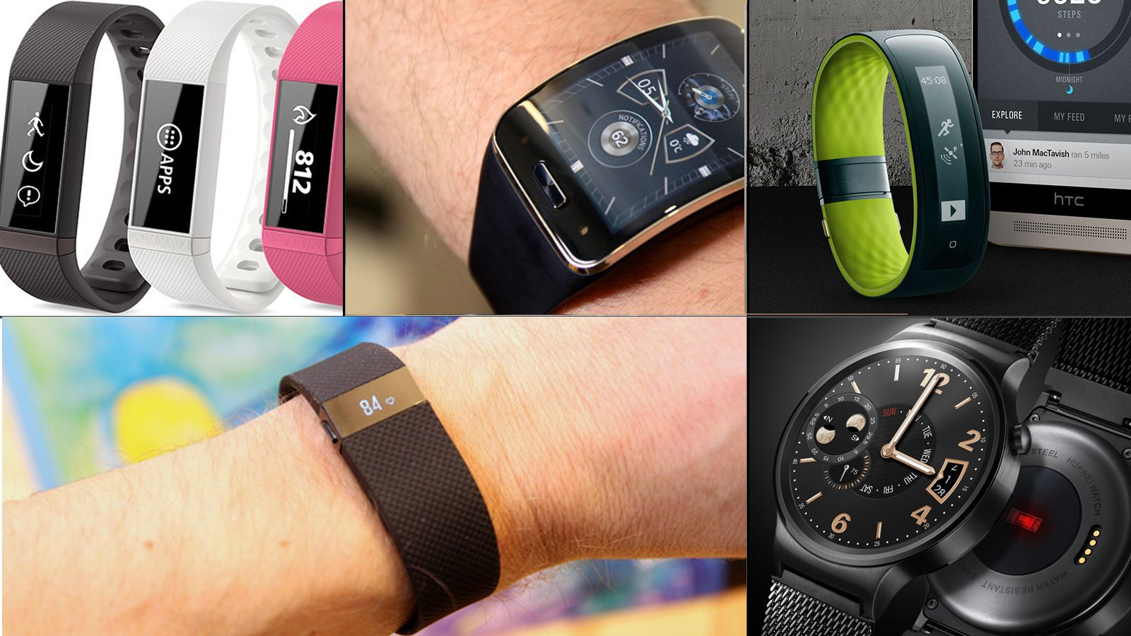 Smartarmbånd eller smartklokke?