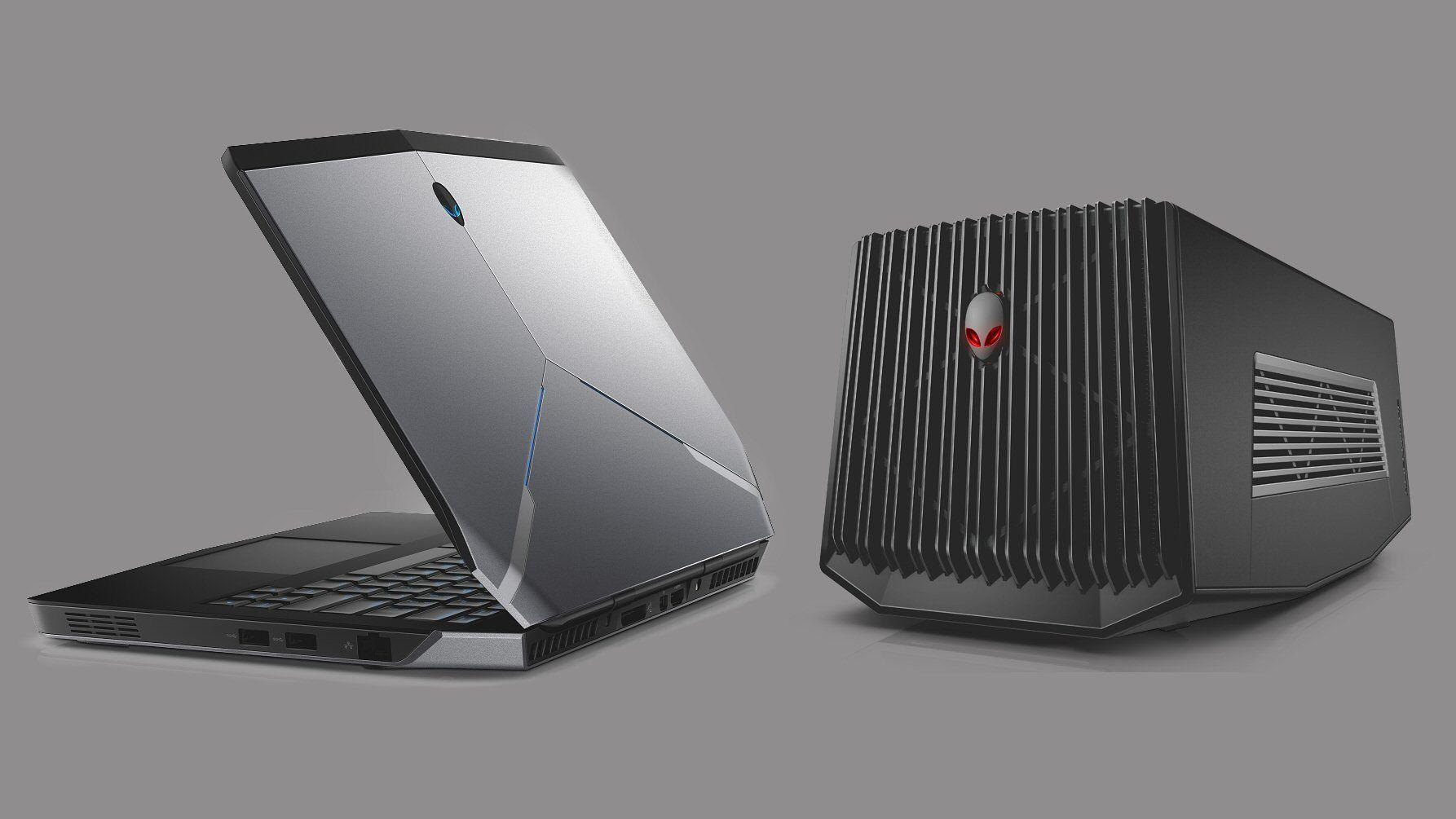 Ekstern grafikkforsterker gir laptopen superkrefter