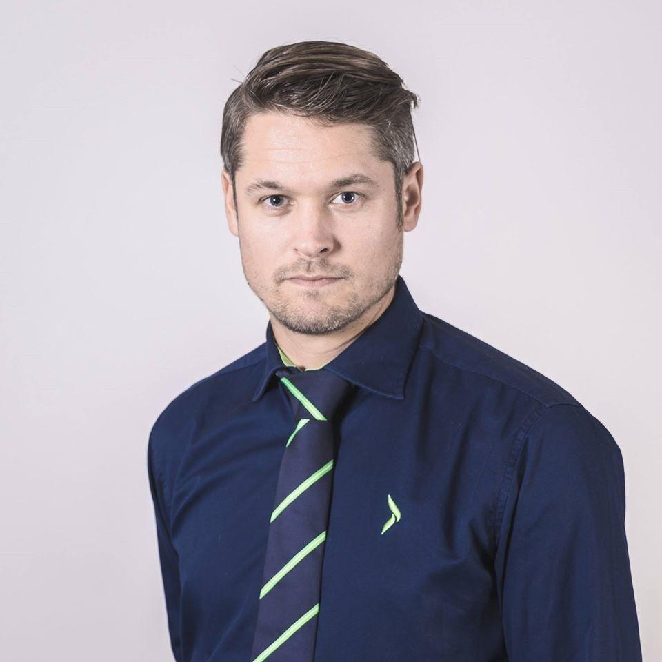 Arnstein Værdal, salgssjef i Elkjøp Norge.