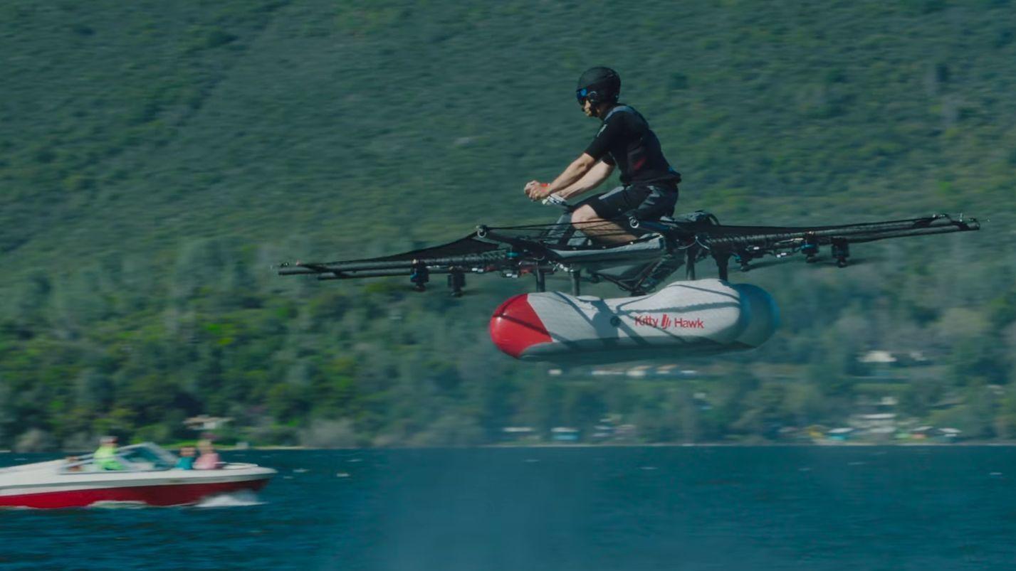 Denne «flyvende bilen» kan du kanskje snart få kjøpt