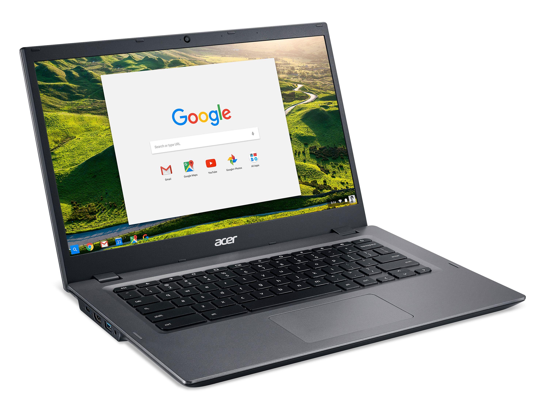 Den nylig lanserte Acer Chromebook 14 er blant modellene du kan kjøre Android-apper på senere i år.