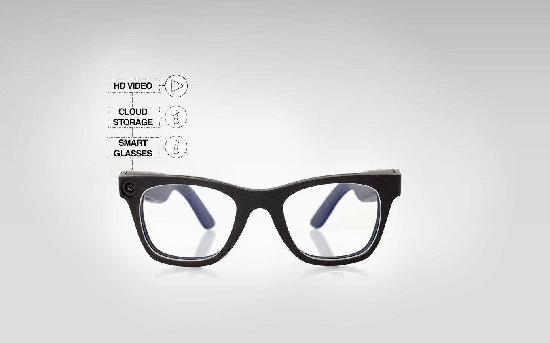 Epiphany Eyewear er det foreløpig eneste produktet til Vergence Labs.Foto: Vergence Labs