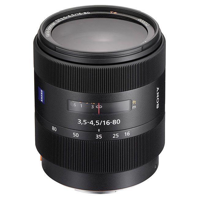 Sony (Carl Zeiss) SAL-1680Z DT 16-80mm F3.5-4.5 Sonnar T*