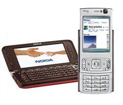 E90 og N95 er to avanserte Nokia-telefoner med super-3G.