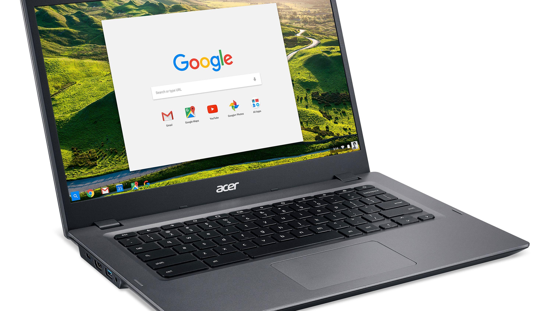 Dette er Acers nye og lekre aluminiums-Chromebook