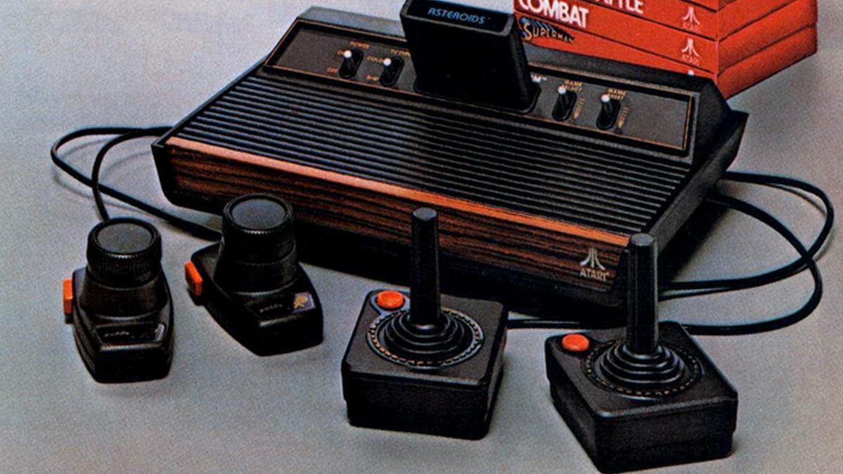 Atari 2600 er 40 denne måneden