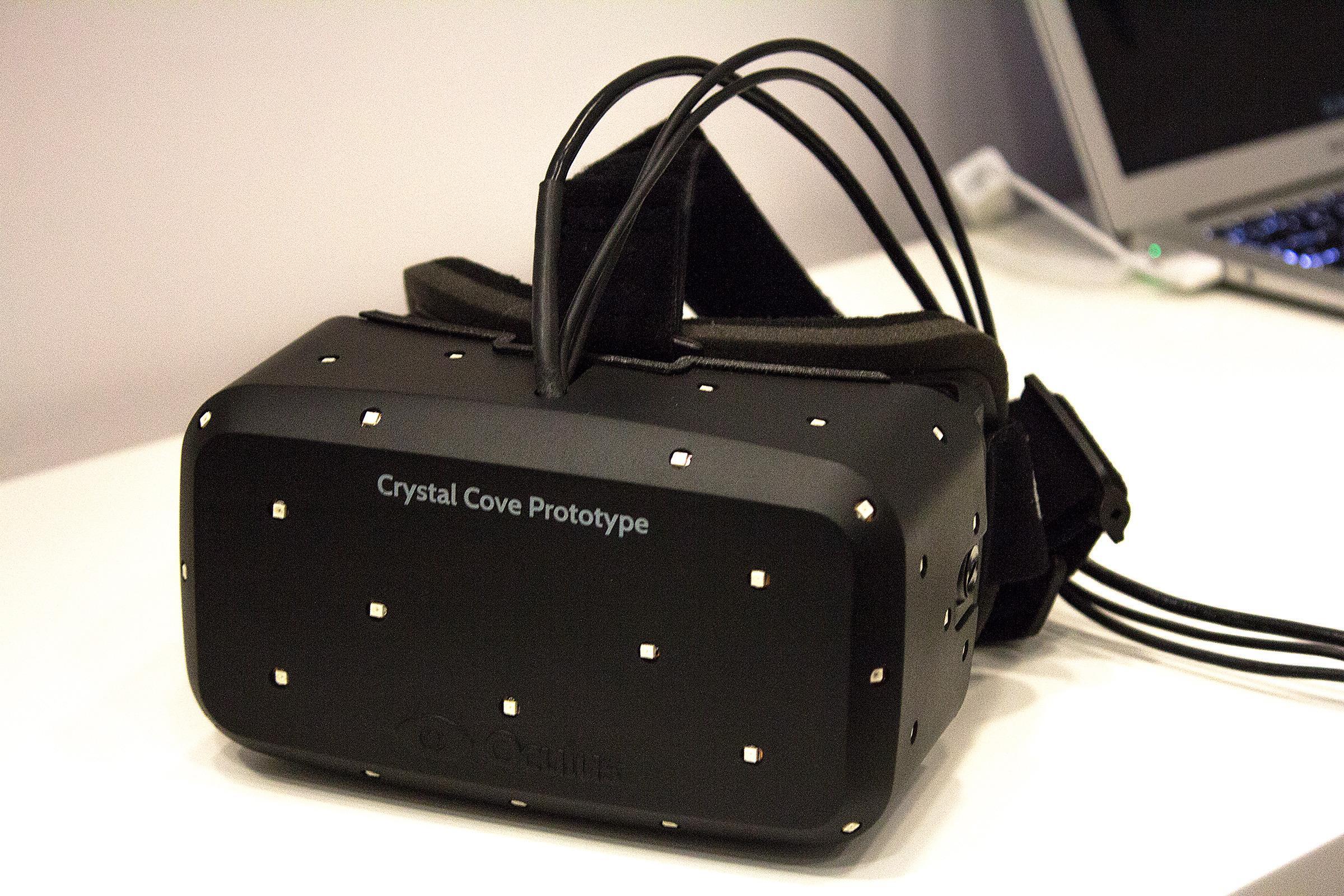 Oculus Rift.Foto: Varg Aamo, Hardware.no