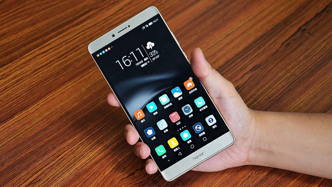Huaweis nye mobil har massiv skjerm og solid innmat