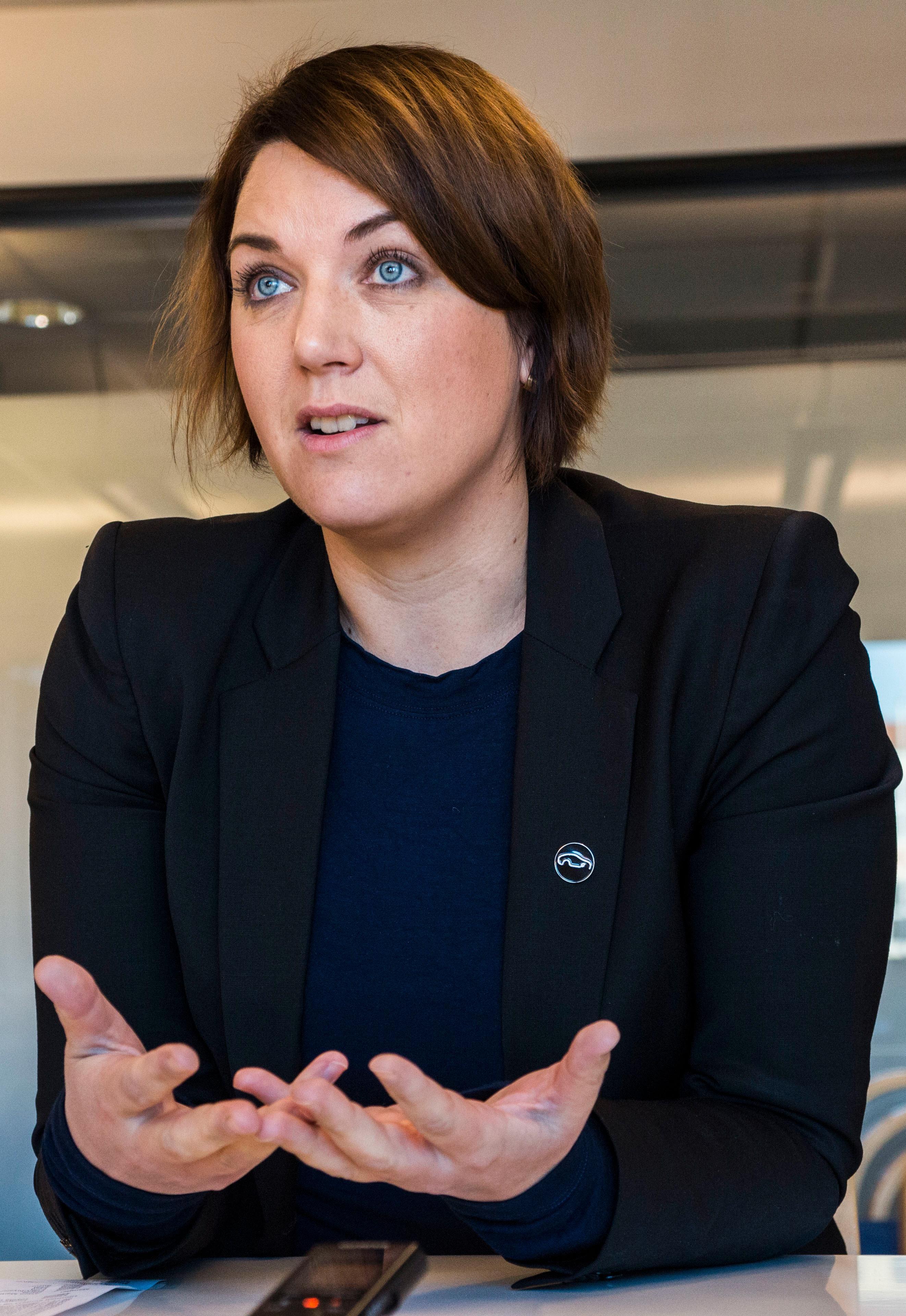 Generalsekretær Christina Bu i Norsk elbilforening sier tallene så langt i år vekker oppsikt også utenfor Norges grenser.