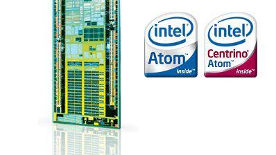 Intel avduker Atom