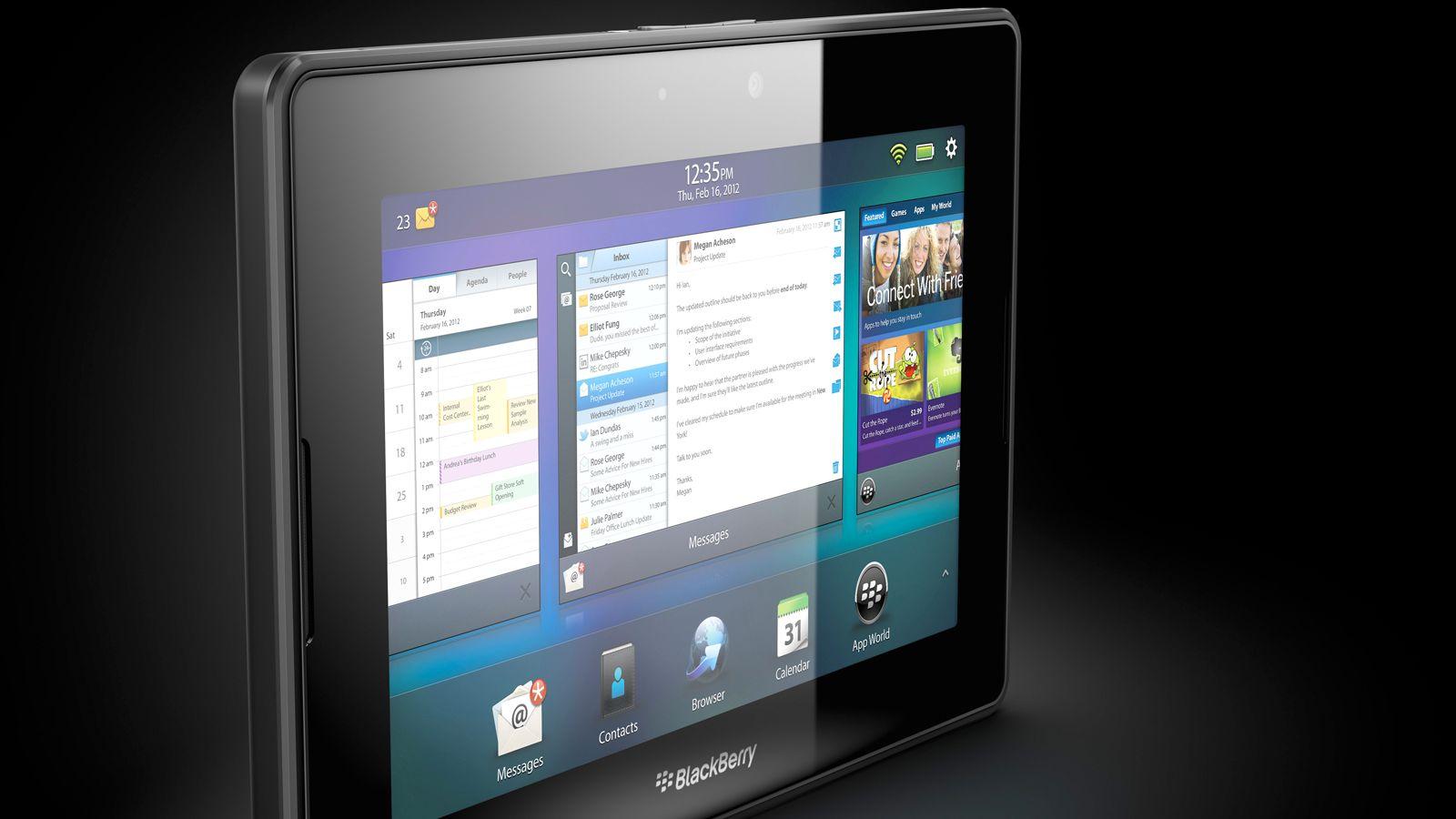 Spår comeback for BlackBerry
