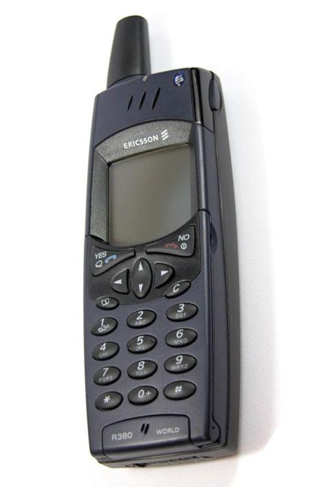 Ericsson R380 kjørte Epoc, og ble første ledd i veien mot tung dominans for operativsystemet som ble hetende Symbian.