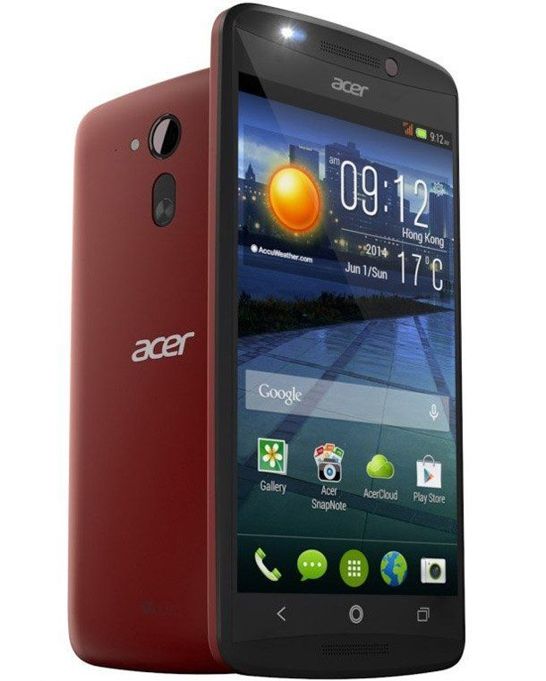 Acer Liquid E700.Foto: Acer