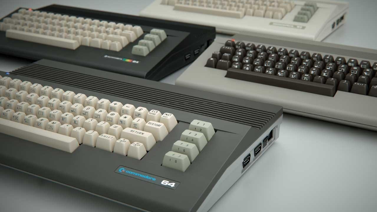 Nå kommer det nye, offisielle Commodore-produkter
