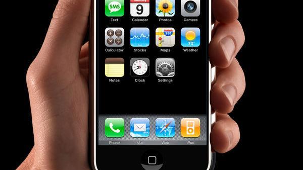 Iphone klar i juni?