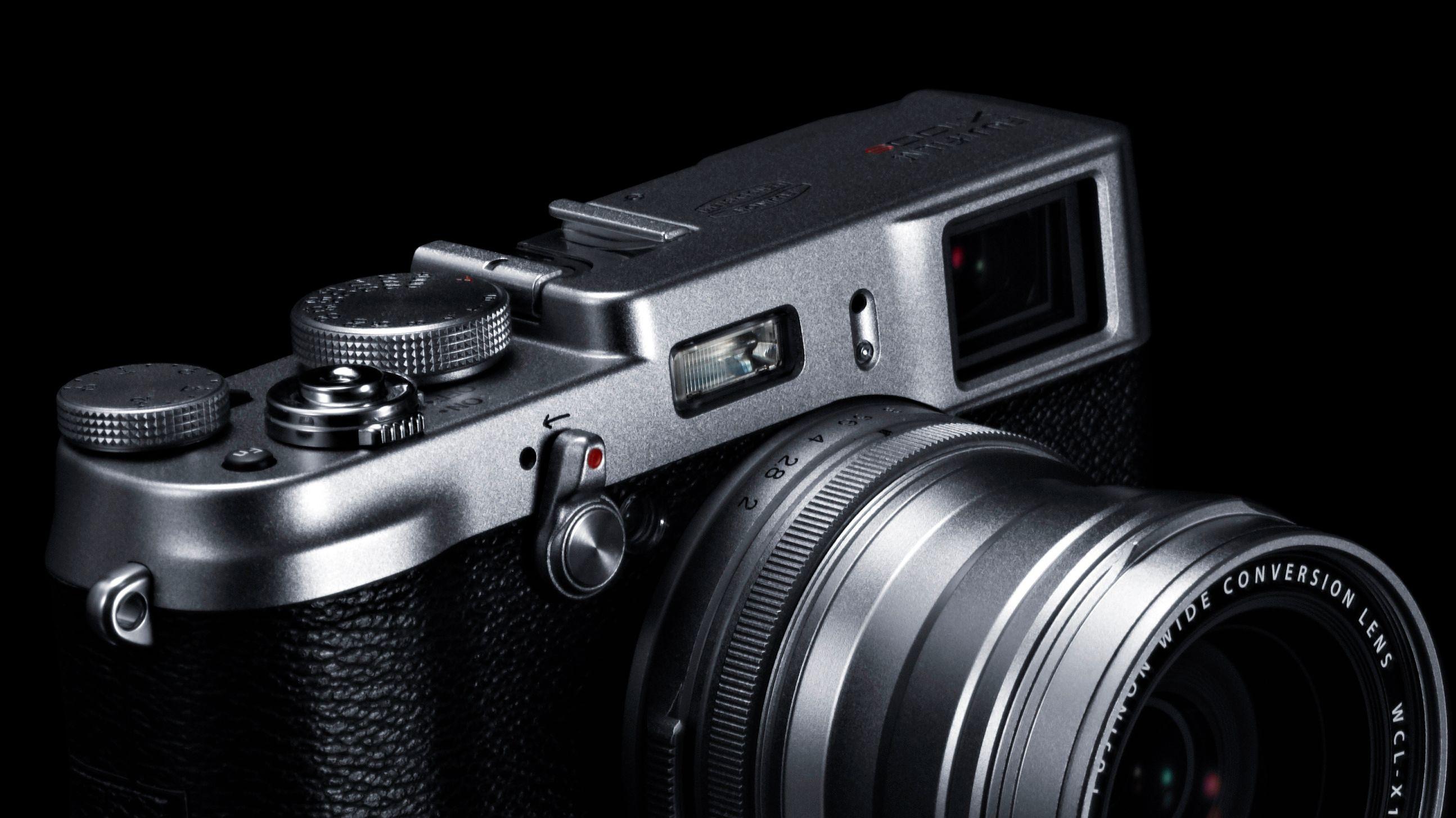 Fujifilm X100S og X20