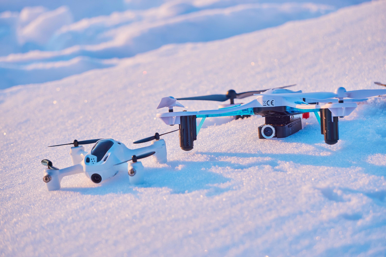 Galaxy Visitor 6 Pro har desidert best bildekvalitet av de fire dronene, mens Hubsan X4 Plus FPV er bedre å fly og er billigere.