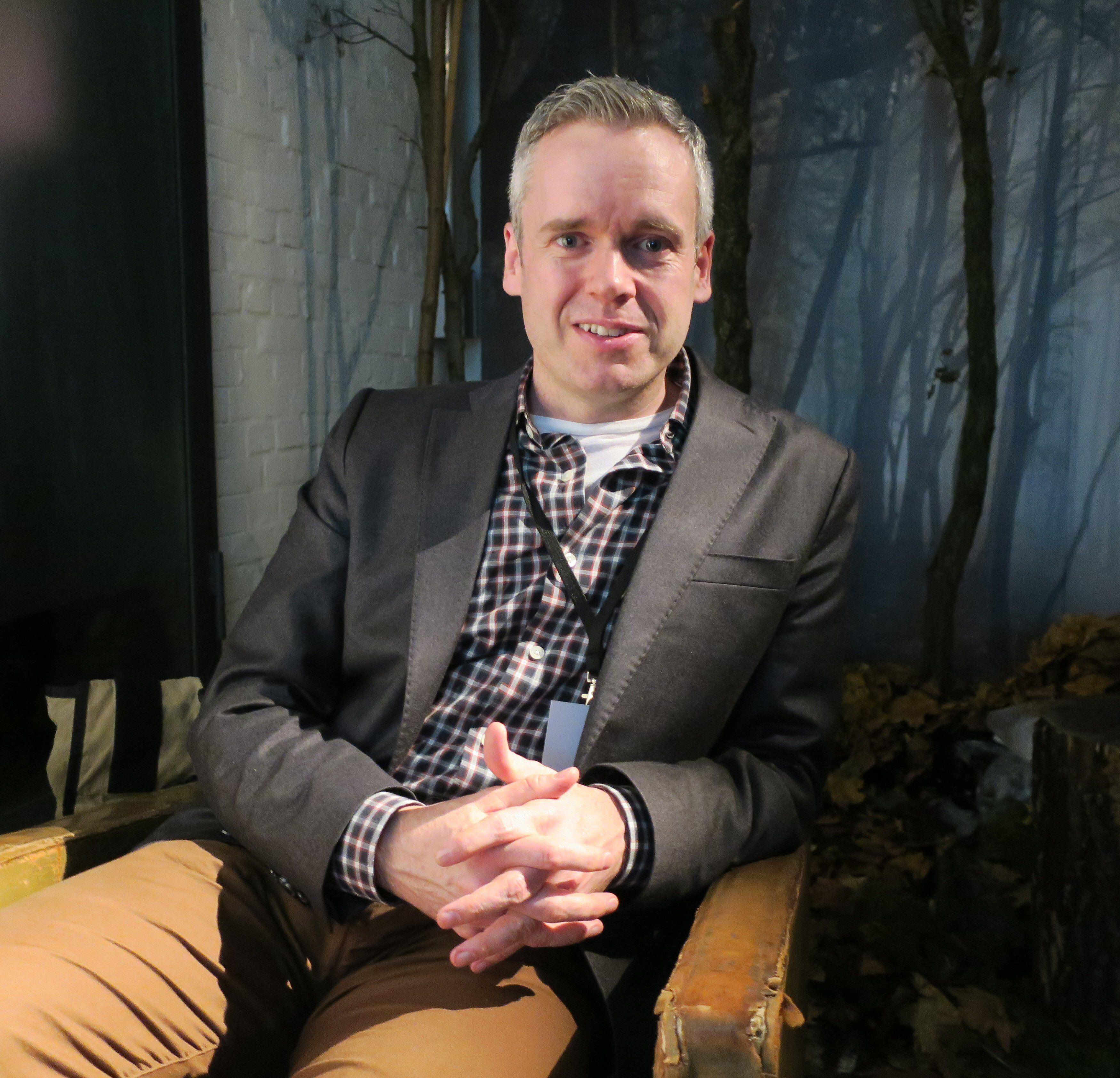 Mike Hastings leder Netflix' «Enhanced Content Team». Bilde: Vegar Jansen, Tek.no