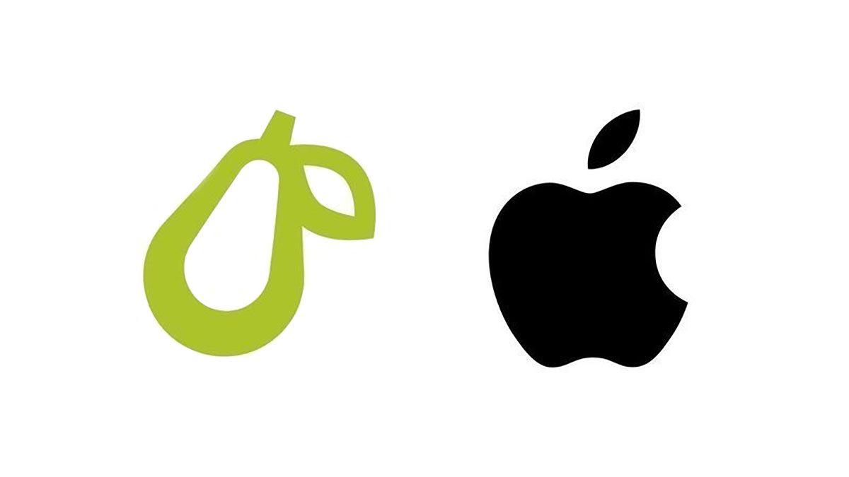 Apple angriper selskap for å bruke pærelogo