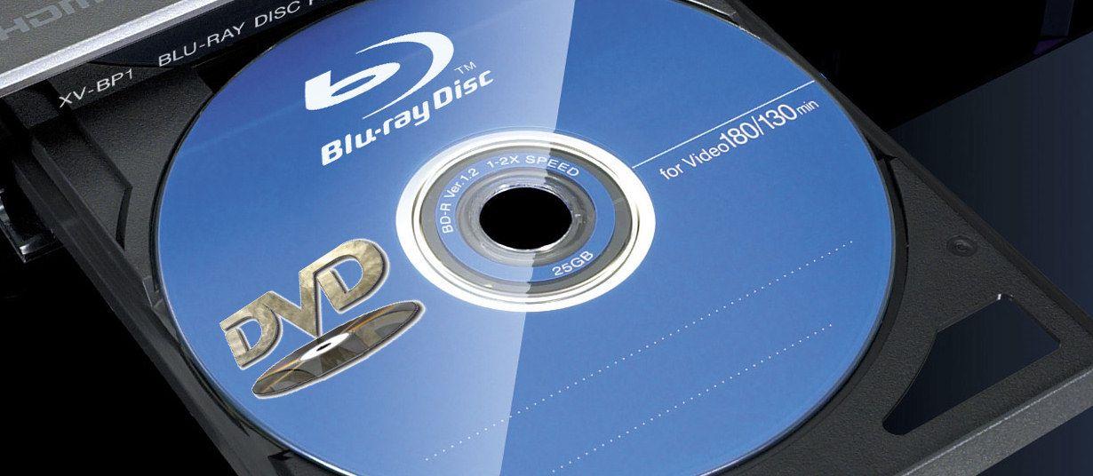 Blu-ray og DVD på samme plate